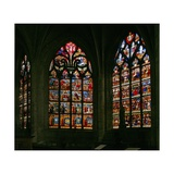 Window Depicting the East Window Giclee Print