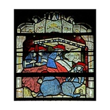 Window W5 Depicting a Scene from the Life of St William Giclee Print