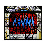 Window N3 Depicting the Last Fifteen Days of the World Giclee Print