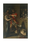 Beheading of John the Baptist, 1620 Giclee Print