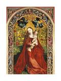 Madonna of Rose Garden, 1473 Giclee Print