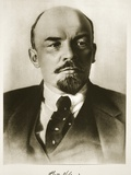 Lenin Photographic Print