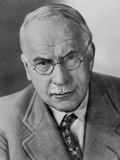 Portrait of Carl Gustav Jung Photographic Print