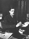General Charles De Gaulle Photographic Print