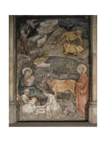 Nativity, Basilica of San Lorenzo Maggiore, Naples, Campania, Italy Giclee Print