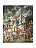 The Cavalcade of the Magi, 1459 Giclee Print