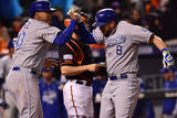 ALCS - Kansas City Royals v Baltimore Orioles - Game One Photographic Print by Patrick Smith