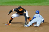 ALCS - Kansas City Royals v Baltimore Orioles - Game One Photographic Print by Mitchell Layton