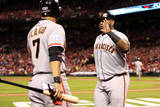 NLCS - San Francisco Giants v St Louis Cardinals - Game One Photographic Print by Jamie Squire