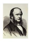 Portrait of Ernst Werner Von Siemens Giclee Print by Stefano Bianchetti