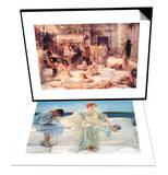 The Women of Amphissa & Ask Me No More Set Print by Sir Lawrence Alma-Tadema