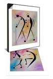 Ole Folks, 2006 & Tamberine Jam, 2006 Set Prints by Ikahl Beckford