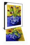 Tulips-Series I & Sunflowers, Series I Set Posters by Isy Ochoa