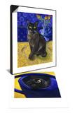 Burmese Cat, Series I & Cat in the Watering Can (Chat a L'Arrosoir) Set Prints by Isy Ochoa