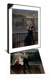 Under the Stars & Twilight Romance Set Art by Brent Lynch