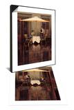 Aperitif Vignette & Cocktail Vignette Set Posters by Brent Lynch