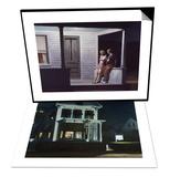 Summer Evening & Rooms for Tourists Set Art by Edward Hopper
