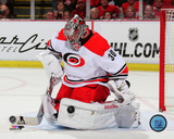 Cam Ward 2013-14 Action Photo
