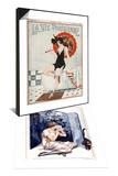 La vie Parisienne, Leo Fontan, 1923, France & La Vie Parisienne, C Herouard, 1919, France Set Prints