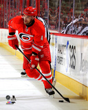 Andrej Sekera 2013-14 Action Photo
