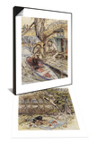 The Wind in the Willows & The Wind in the Willows Set Posters by Arthur Rackham