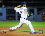 Clayton Kershaw 2014 Action Photo