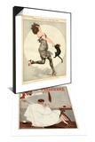 La Vie Parisienne, C Herouard, 1923, France & La Vie Parisienne, 1924, France Set Posters