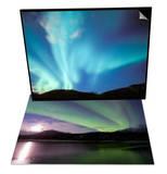 Green Aurora Borealis Around Mt. Snowden, Brooks Range & Aurora Borealis, Koyukuk River, Alaska Set Prints by Hugh Rose