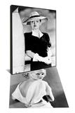 "Bette Davis. ""Now, Voyager"" 1942, Directed by Irving Rapper & Bette Davis Set Poster"