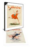 Le Sourire, 1930, France & Le Sourire, 1926, France Set Print