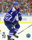 Cody Franson 2014 NHL Winter Classic Action Photo