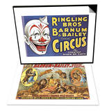 Barnum and Bailey's Circus, USA & Barnum & Bailey's, 1915, USA Set Art