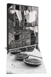 Laundry Hanging Out & Watermelons Set Prints by Vincenzo Balocchi