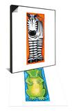 Zara & Snapper Set Posters by Kate Mawdsley