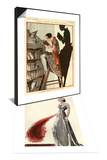 La Vie Parisienne, Georges Pavis, 1924, France & Women's Fashion 1930s, 1939, UK Set Prints