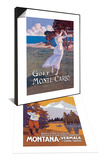 Golf Monte Carlo & Montan Vermala Set Prints