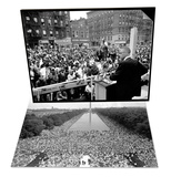 Malcolm X Harlem Rally & March on Washington Set Posters