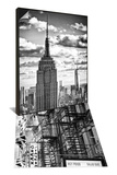 Empire State Building and One World Trade Center & Stairways, Fire Escapes Set Prints by Philippe Hugonnard