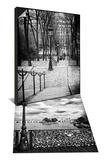 Staircase Montmartre - Paris - France & The Seine River - Pont des Arts - Paris Set Posters by Philippe Hugonnard