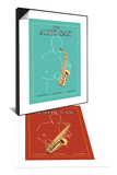 The Alto Sax & The Tenor Sax Set Art