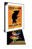 Cognac De L'Aigle & Mugnier Aperitif Set Posters by Leonetto Cappiello