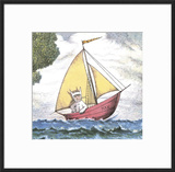 Max Sailing Prints by Maurice Sendak
