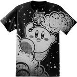 Nintendo Kirby - Jumping T-shirts
