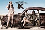 Jenneration K - Reprodüksiyon