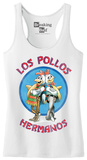 Tank Top: Breaking Bad - Los Pollos Hermanos Tank Top