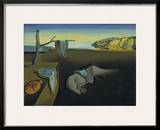 The Persistence of Memory Prints by Salvador Dalí