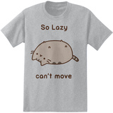 Pusheen - So Lazy T-shirts
