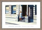 Summertime, c.1943 Prints by Edward Hopper