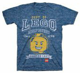 Youth: Lego - Built to Last T-shirts