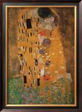 Der Kuss, ca. 1907 Kunstdrucke von Gustav Klimt